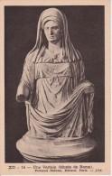 PC Une Vestale (Musée De Rome) (7074) - Skulpturen