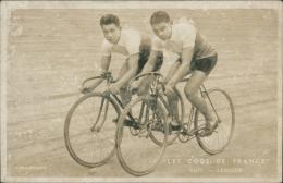 CYCLISME / Coureurs Cyclistes / LES COOS DE FRANCE, DIOT - LEMOINE . Photo Picoche - Cyclisme