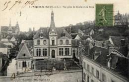 28 -NOGENT-le-ROI- Vue Prise Du Moulin De La Porte - Nogent Le Roi