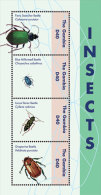 GAMBIA ; SCOTT # 3474 ; IGPC1231 SH ; MINT N.H STAMPS ( INSECTS - Gambia (1965-...)