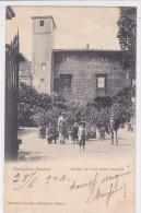 CARD  COSTIGLIOLE SALUZZO  CASTELLO DEI CONTI CROTTI IMPERIALE (CUNEO)  -FP-N-2-0882- 20647 - Unclassified