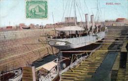 SUEZ 1905 - Dock - Sues
