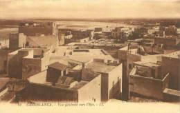 CASABLANCA - Vue Générale Vers L'Est - Casablanca