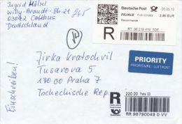 C10050 - BRD (2012) Filiale / 220 00 Praha 120 - Czech Republic