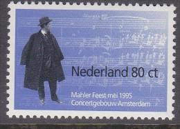 NETHERLANDS, 1995 MAHLER MNH - Periodo 1980 - ... (Beatrix)