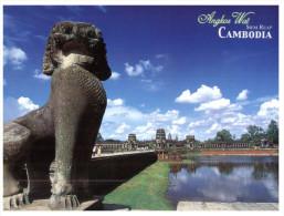 (252) Cambodia - Ankor Wat - Cambodia