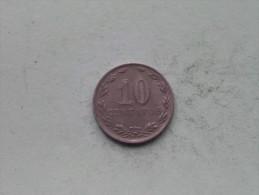 1928 - 10 Centavos / KM 35 ( For Grade, Please See Photo ) !! - Argentine
