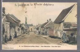 LA VILLENEUVE - LE - ROY . Rue Gloriette . Etat . - Frankreich