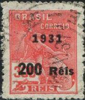 BX0784 Brazil 1931 Mercury And Earth 1v MNH - Brazil