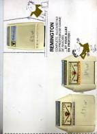 Rare Et Superbe Catalogue  Remington Rand France  Paris XV - Remington  Rollershave , Roll A Matic De Luxe , Lektronic - Publicités