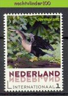 FG194 PERSOONLIJKE POSTZEGEL PERSONAL STAMP FAUNA VOGELS AALSCHOLVER CORMORANT BIRDS VÖGEL AVES OISEAUX NEDERLAND PF/MNH - Birds