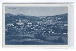 Stara Razglednica SLOVENIJA  GORNJI GRAD SAVINJSKA ŠTAJERSKA SLOVENIA Oldpostcard - Slovénie