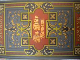 E.Werner  - E. Burstenbind - Am Altar Hermann - Romane Und Novellen Leipzig Mit Illustrationen Von A. Bick - Libri, Riviste, Fumetti