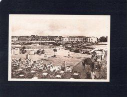 47645    Francia,   Deauville,  La  Plage Fleurie,  Vue  Vers Le Normandy Et Le  Casino,  NV - Deauville