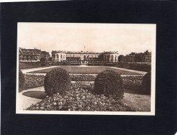 47647    Francia,   Deauville,  La  Plage Fleurie, Le  Casino  Et  Les  Jardins,  NV - Deauville