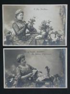 Ref2975 WA Lot De 8 Cartes Photos RPI, Ce Que Les Femmes Aiment Ou N'aiment Pas - Amour, Argent, Reproches, Bijoux - Niños