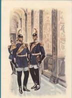 POSTAL DEL VATICANO FUERZAS ARMADAS PONTIFICIAS - Vaticano (Ciudad Del)