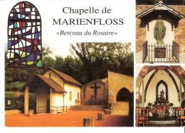 SIERCK-les-BAINS(Moselle-Thionville-Rettel Contz Apach Kirsch Rustroff Montenach Kerling Hunting)Chapelle De Marienfloss - Thionville