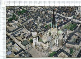 ROUEN -   La Cathédrale Notre Dame  - La France Vue Du Ciel..... - Rouen