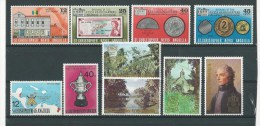 St-Christopher-Nevis-Anguilla: 308/311 + 338/ 339 + 420/ 423 ** - St.Kitts-et-Nevis ( 1983-...)