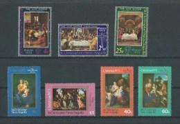 St-Christopher-Nevis-Angu Illa:276/ 278 + 289/ 292 ** - St.Kitts-et-Nevis ( 1983-...)