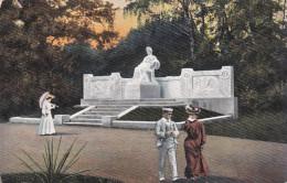 Kaiserin Elisabeth-Denkmal, FRANZENSBAD, Czech Republic, 1900-1910s - Tchéquie
