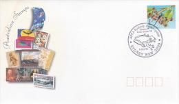 Australia 1999 Apta Sydney Centrepoint Stamp Show Souvenir Cover - Australia