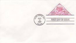 United States 1997 Pacific 97 FDC - First Day Covers (FDCs)