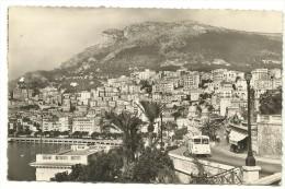 MONTE CARLO - Avenue De Monte Carlo, Panorama Sur Monaco - Monte-Carlo