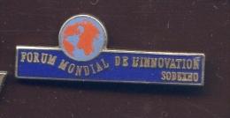"""69 Oullins  """" SODEXO """"   FORUM MONDIAL DE L'INNOVATION   Bc Pg10 - Villes"""