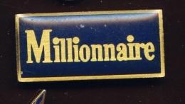 """ MILLIONNAIRE ""    Bc Pg10 - Games"