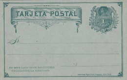 CHILE 1896? - 1 Centavo Ganzsache ** Postkarte - Chile