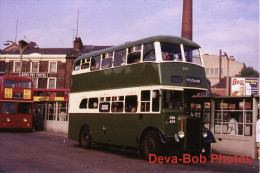 Bus Photo Blackburn Corporation Transport 129 Guy Arab 6LW Crossley CBV429 - Automobili