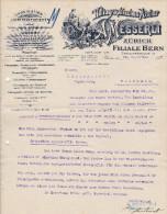 SV BE BERN 1919-9-29 A. Messerli Heliographisches Atelier - Suisse