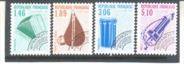 France - Préoblitérés N° 206 à 209 Neufs ** Sans Charnière - C: 7,00 € - 1989-....