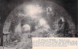 Abbaye Du Thoronet. Entrée Des Cuves. - France