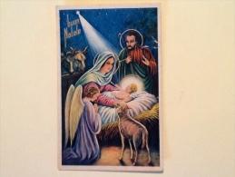 BUON NATALE VIAGGIATA N - Weihnachten