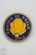 Opel - Equipo De Vuelo - Hot Air Balloon - Pin Badge  #PLS - Opel