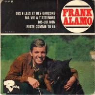 45t Ep F. ALAMO - Autres - Musique Française