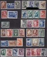 BULGARIA 1950 COMPLETE YEAR SET -  MNH - Bulgaria