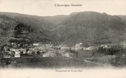 Cpa VIC SUR CERE, Vue Générale Sur La Ville (42.13) - France