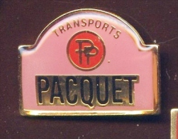 "59  Santes "" Transports Pacquet Paul ""   Bc Pg10 - Cities"