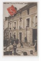 BRIARE : Carte Photo Du Concours De Pompes En 1910 (pompiers) - Très Bon état - Briare
