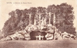 WAVRE CALVAIRE DE BASSE_WAVRE - Wavre