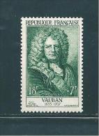 France Personnages Célèbres Timbres De 1955 N°1029 Neuf  ** Sans Charnière (cote 22€)vendu A 15% - Neufs