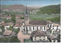 En Avion Au Dessus De ..... BAN DE LAVELINE  L'église - Autres Communes