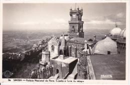PC Sintra - Palacio Nacional Da Pena - Capela E Torre Do Relogio (7116) - Portugal