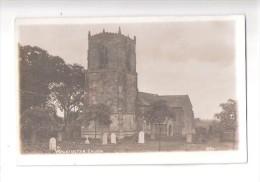 RP Walkington Church, East Yorkshire Nr BEVERLEY UNUSED - Southend, Westcliff & Leigh