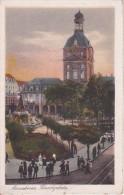 AK Mannheim - Paradeplatz (7128) - Mannheim