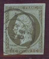 France Yvert 11 TB Sans Défaut Cote EUR 90 - 1853-1860 Napoléon III